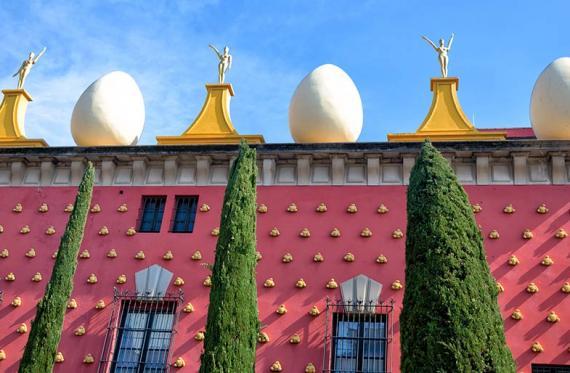 Teatro-Museo Dalí, Spain